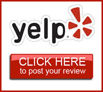 10% Off Next Service With Yelp Review