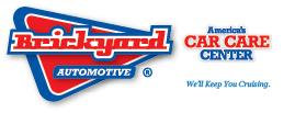 Brickyard Automotive America's Car Care Center Logo